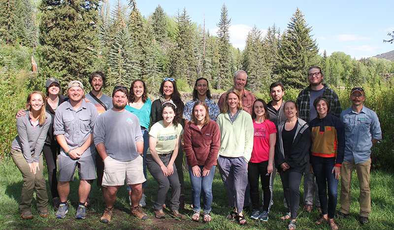 ACES Summer Naturalists 2019